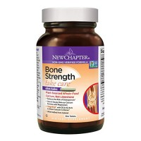New Chapter Bone Strength Take Care - 30 Slim Tablets