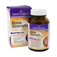 New chapter, bone strength take care  -  60 ea