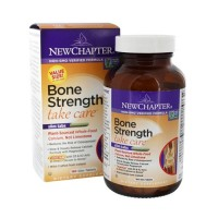 New chapter, bone strength take care  -  180 ea