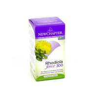 New Chapter Rhodiola Force 300 mg,Vegetarian Capsules  - 30 ea
