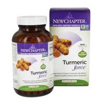 New chapter turmeric force capsules  -  120 ea