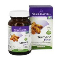 New chapter turmeric force capsules  -  60 ea