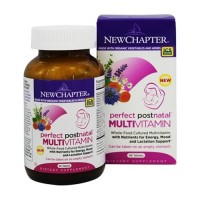 New chapter perfect postnatal multivitamin  -  96 Ea