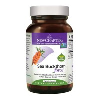 New chapter sea buckthorn force capsules  -  60 ea