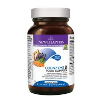 New chapter coenzymeb food complex tablets  -  60 ea