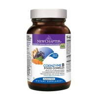 New chapter coenzymeb food complex tablets  -  90 ea