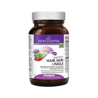 New chapter perfect hair skin and nails vegetable capsules  -  30 ea