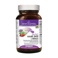 New Chapter Perfect Hair Skin and Nails Vitamins - 60 Veg Capsules