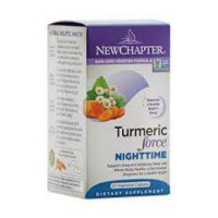 New chapter turmeric force night time capsules  -  60 ea