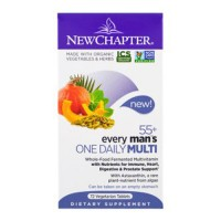 New chapter, 55+ every man's one daily multi  -  72 ea
