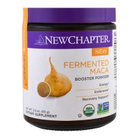 New chapter fermented maca booster powder  -  2.2 oz
