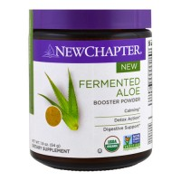 New chapter fermented aloe booster powder  -  1.9 oz