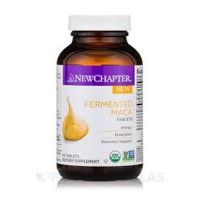 New chapter fermented maca tablets  -  96 ea