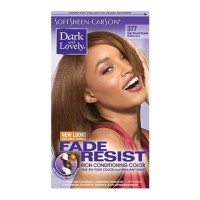 Softsheen carson fade resisitant rich conditioning colour, 378 honey blonde - 1 ea