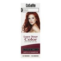 Cosamo love your color non-permanent hair color 780, Auburn - 3 oz