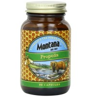 Montana big sky propolis capsules power of nature - 90 ea