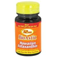 Nutrex BioAstin Hawaiian Astaxanthin 12 mg Gel Capsules - 25 ea