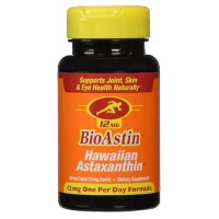 Nutrex hawaii bioastin hawaiian astaxanthin  12 mg vegan softgels   -  75 ea