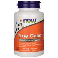 Nowfoods True calm veg capsules - 90 ea