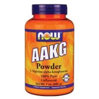 Nowfoods aakg pure powder dietry supplements, Powder - 7 oz