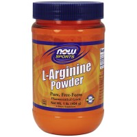 Now foods sports l-arginine powder - 1 oz