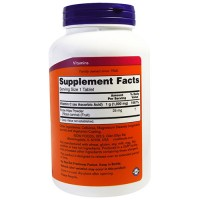 Nowfoods vitamin c-1000 sustained release supplements, Tablets - 250 ea