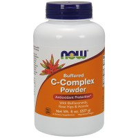 Now foods buffered c-complex powder - 8 oz