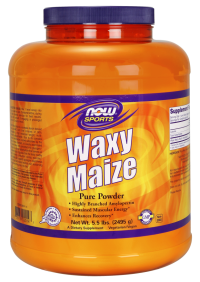 Now foods waxy maize pure powder - 5.5 lbs