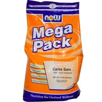 Now foods carbo gain - 12 lbs