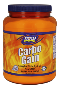 Now foods carbo gain - 8 lbs
