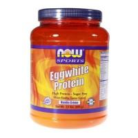 Now sport sports eggwhite protein vanilla creme - 1.5 Lbs