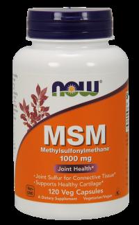 Now foods msm methylsulfonylmethane 1000mg Veg Capsules - 240 ea
