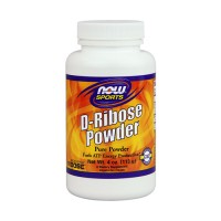Now foods d-ribose power pure powder - 4 oz