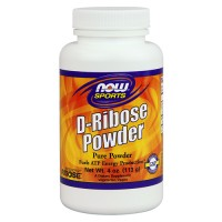 Now foods d-ribose power pure powder - 8 oz