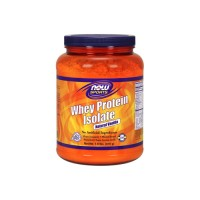 Now foods whey protein isolate vanilla powder - 5 lbs