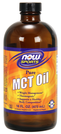 Now foods sports mct oil liquid - 32 oz