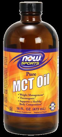 Now foods sports mct oil liquid - 32 oz