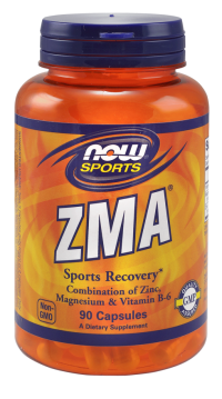 Now foods sports zma capsules - 90 ea