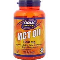 Now foods, sports, mct oil, pure - 16 oz