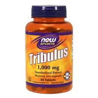Now foods tribulus 1000mg tablets - 180 ea