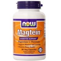 Now Foods magtein veg capsules - 90 ea