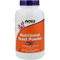 Now foods, nutritional yeast powder - 10 oz