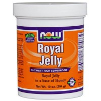 Now foods, royal jelly - 10 oz