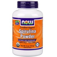 Now Foods organic spirulina powder - 1 lb