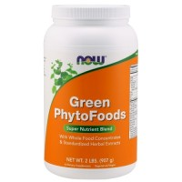 Now foods, green phytofoods - 10 oz