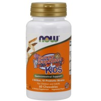 Now Foods berry dophilus chewables - 60 ea