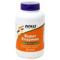 Now Foods super enzymes capsules - 90 ea