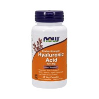 Now Foods Hyaluronic Acid 100mg joint support, veg capsules - 60 ea