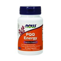 Now Foods PQQ Energy cognitive support, veg capsules - 30 ea