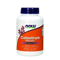 Now Foods Colostrum powder healthy immune function - 3 oz